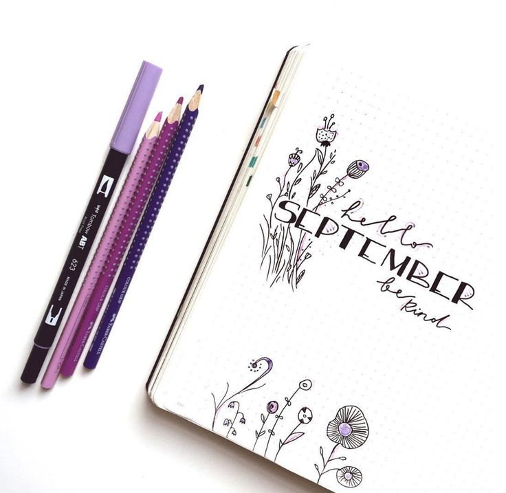 Bullet Journal® Index Modifications and Variations. Color the edges by using page flags. Assign each color to a category and see the many instances that category occurs from the side of your Bullet Journal.
