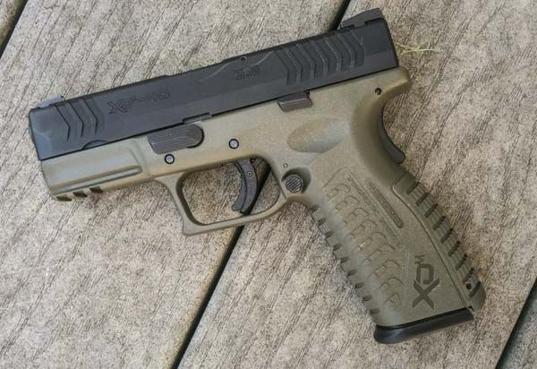 Gun Review: Springfield XD(m) .40S&W Find our speedloader now!  http://www.amazon.com/shops/raeind