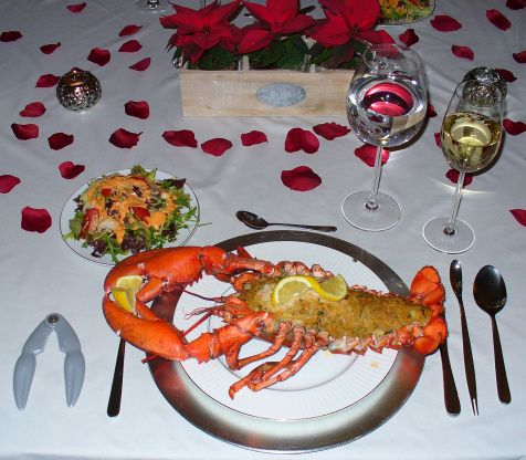 Baked Stuffed Lobster New England Style Recipe - Food.com
