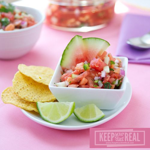 (Watermelon Salsa)