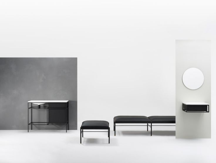 Norm Architects Presents Frame U0026 Rest Furniture Collection For ...