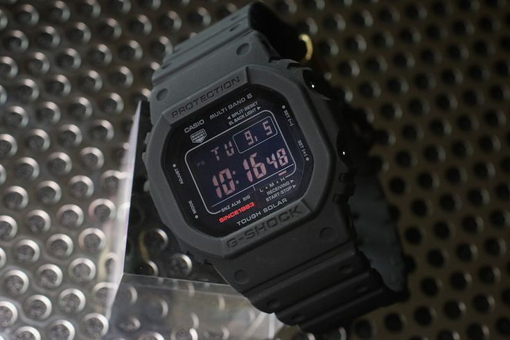 """Original is """"GW-5000"""". It is a model that acquired the specifications of the current specification such as """"DW – 5000"""" (released in 1983) positioned as a so – called """"origin"""", equipped with a Tough Solar movement and a multiband 6 radio clock, corresponding to 20 atmospheres. In addition to these improvements, it is a very …"""