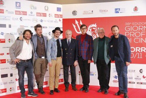 Giornate Professionali di Cinema 2015