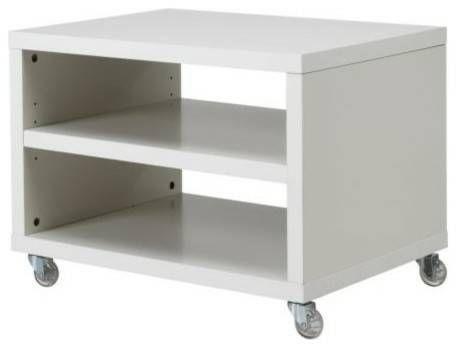 Ikea Odda Night Stand on Wheels - $35 (cupertino)
