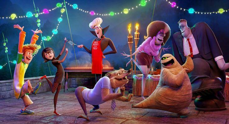 Estreno del Largometraje de Animación: Hotel Transylvania 2