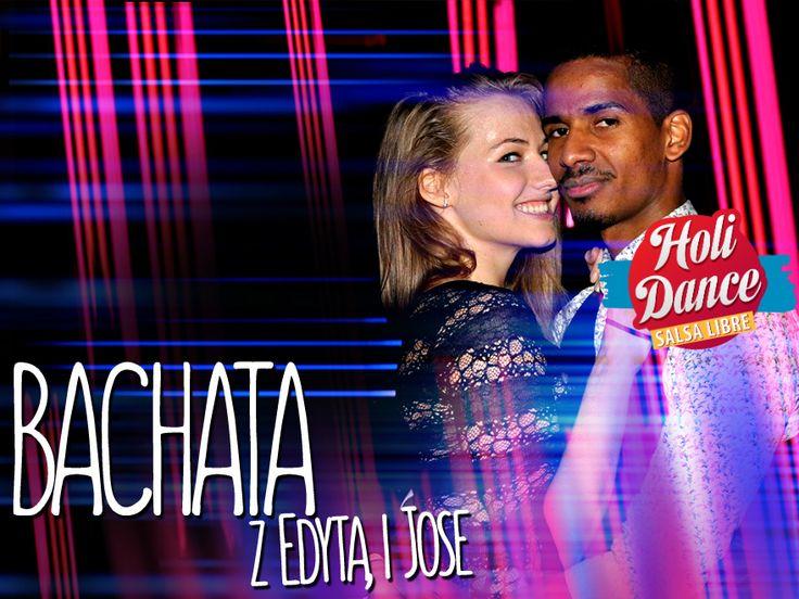 Chcesz się nauczyć podstaw Bachaty od najlepszych?? Zapraszamy na intensywny 5-dniowy kurs ze światowej sławy tancerzami i przemiłymi ludźmi Josè Francisco Rodriguez'em (Dominicana - kraj bachaty!) i Edytą Czagowiec! Od poniedziałku 11.07 codziennie o 21:15 na Miedzianej 11 :) http://www.salsalibre.pl/news/206397/holidance-bachata-od-podstaw-z-jose-i-edyta