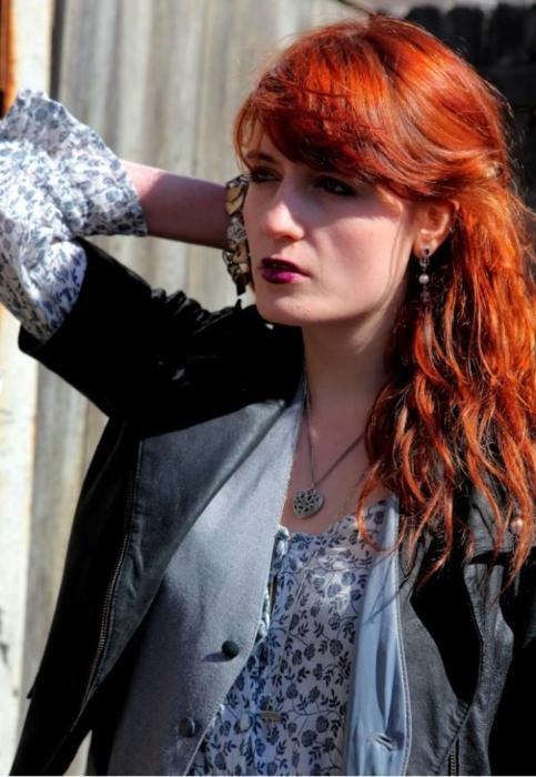 Florence Welch  Hair color<3