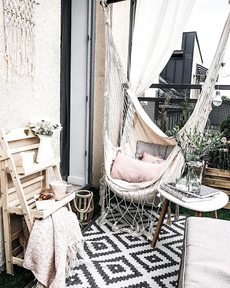 Holidays on Balkonien – destination outdoor oasis! Home sweet home. … – Balkon & Garten| Westwing