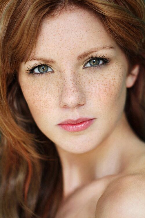 Sexy Women With Freckles 79
