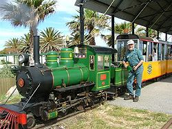 Take a journey into railway history at the National Railway Museum, Australia's largest railway museum with over 100 exhibits representing State, Commonwealth and private railway operators on the three major rail gauges used in Australia