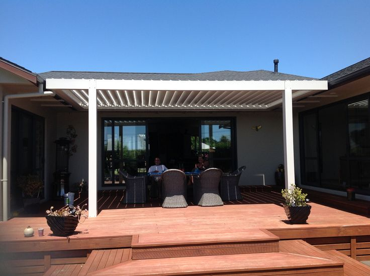 Pre-designed or custom built louvres for your home or workplace. Enjoy your outdoor living space all year round.