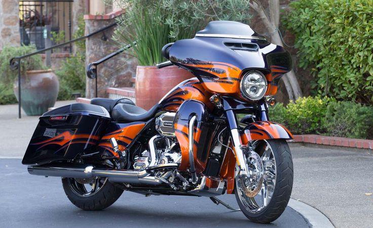 2015 Harley-Davidson CVO Street Glide Review