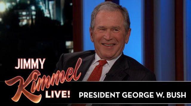 George W. Bush admite que existem arquivos secretos sobre OVNIS e extraterrestres em programa ao vivo - Sempre Questione