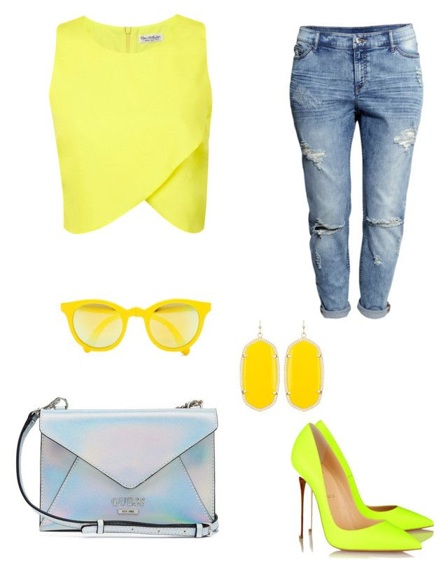 Yellow outfit ? by @dededeea1998 on Polyvore