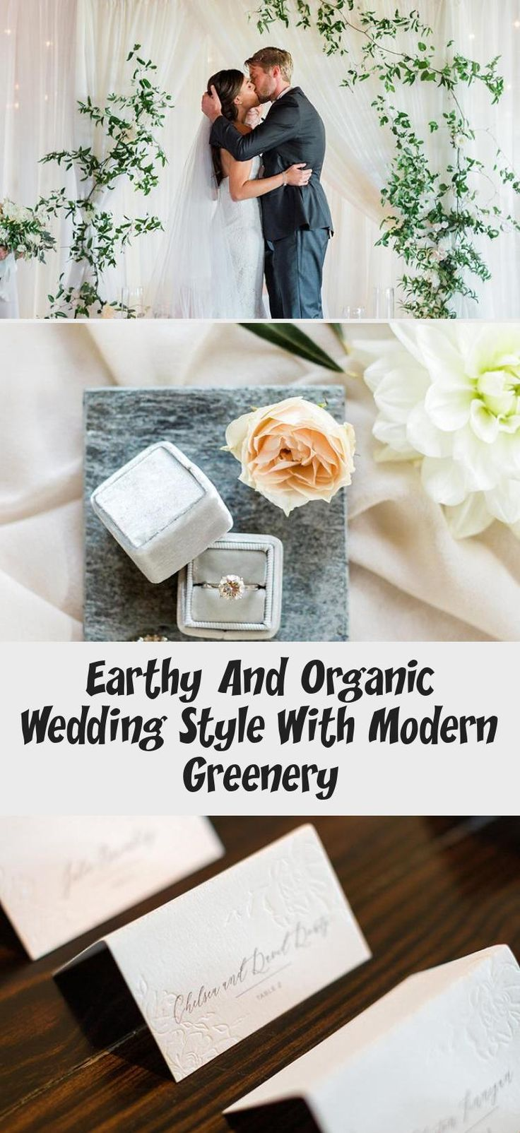 Jan 28, 2020 - Rustic Draped Wedding Ceremony Backdrop with Modern Greenery and Candles