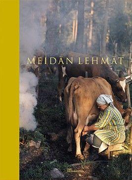 Kirja: Meidän lehmät