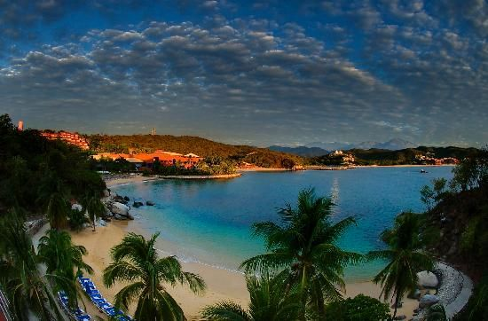 Huatulco Mexico. spending Christmas there this year and i cant wait ! never been before !