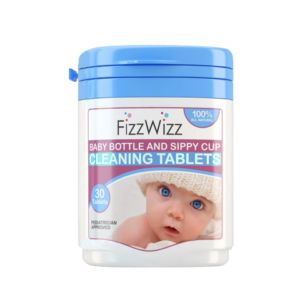 EWG's Guide to Healthy Cleaning | FizzWizz Baby Bottle And Sippy Cup Cleaning Tablets Cleaner Rating