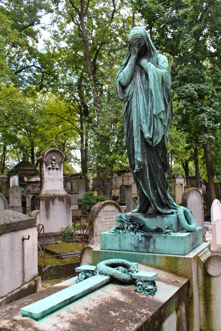 Pere Lachaise (and our other favorite Paris spots) | http://ournextadventure.co