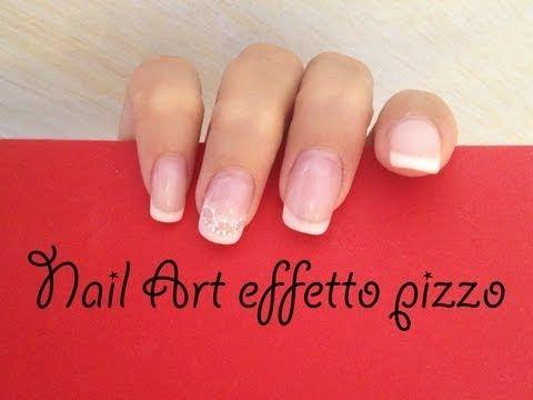 nuovo nail art: stile in acrilico con una decorazione unica #nuovonailart #nailartacrilico #nailartdecorativo