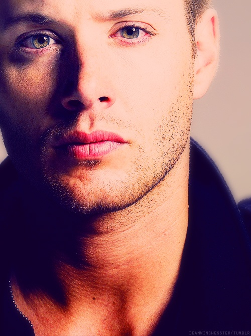 Jensen Ackles (It's called anime, and it's an art form)