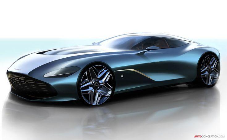2020 Aston Martin Dbs Gt Zagato Auto Innenausstattung Design Aston Martin Lagonda Traumauto Autodesign