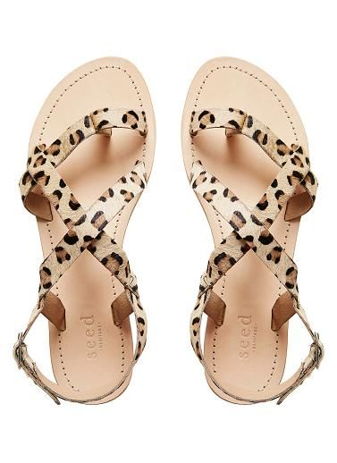 Womens Shoes | Tyler Leather Sandal | Seed Heritage