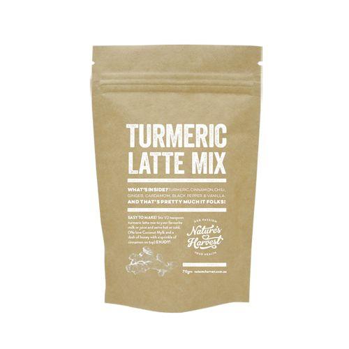 Tumeric Latte Mix | Don Tolman International