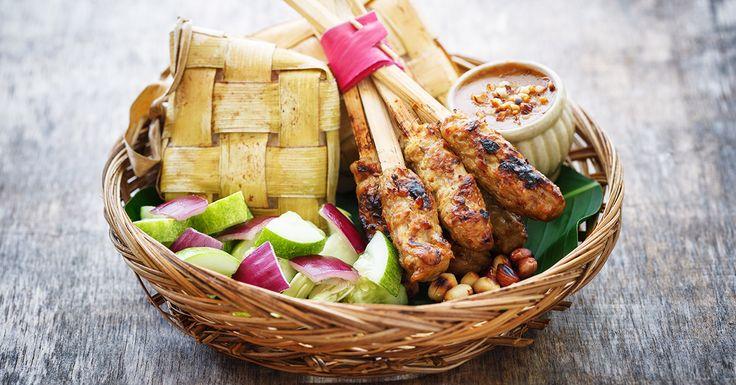 Chicken Satay Bali