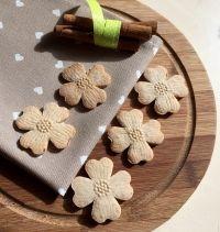 Fahéjas-vaníliás keksz