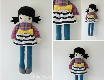 DEE*LUXE DOLL by Tiny Eyes {2/10}