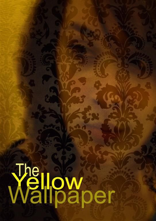The Yellow Wallpaper By Charlotte Gilman Perkins I Shall Have To  The Yellow Wallpaper By Charlotte Gilman Perkins I Shall Have To Read  This Edit Loved It   Literary Escapes  Wallpaper Yellow Books