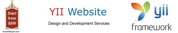 Hire yii developer at hourly, weekly or monthly contract basis in kolkata india for best and high quality yii web development services. Yii is an open Source PHP framework which has been developed in component based MVC architecture. Hire CMS Expert for affordable yii web development services kolkata india and take your yii website to the next level.