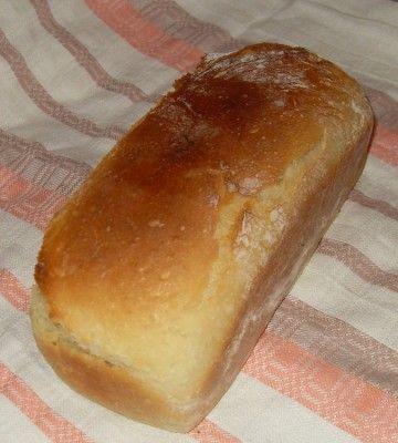 Хлеб домашний «на скорую руку»