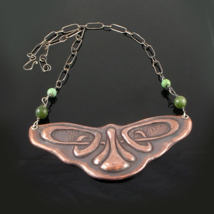 Vintage Wire Chain Jewelry Making Brass Chain Custom: 74 Best Jewelry Chasing And Repoussé Images On Pinterest