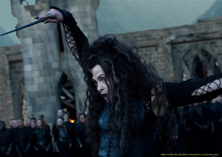 She's a crazy bitch and I love her.: Heroes, Comic, Death Hallows, Movie, Harry Potter, Photo Galleries, Helena Bonham Carters, Rocks, Bellatrix Lestrange