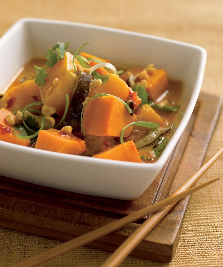 Southeast Asian Winter Vegetables #recipe #FoodNetwork #Kohls