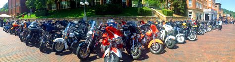 Sturgis Motorcycle Rally Event in Deadwood, SD