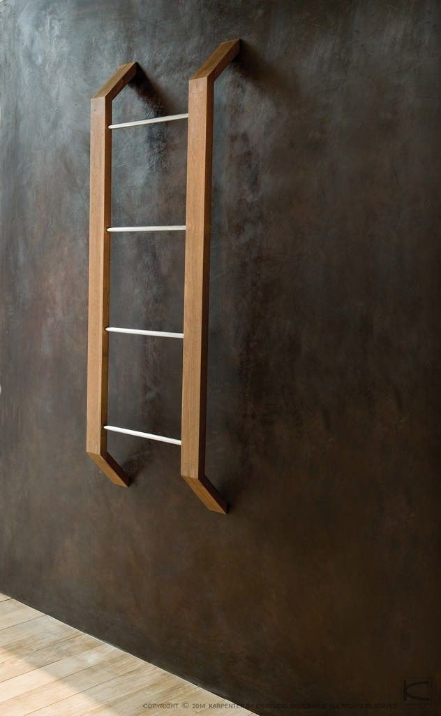 Towel Rack Design For Bathroom Wooden Towel Rail Towel Racks In 2020 Bathroom Towels Wooden Towel Rail Hanging Towels