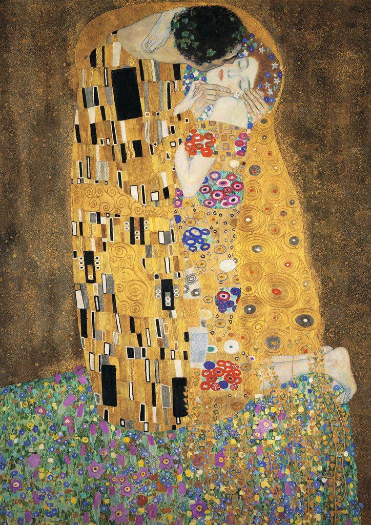 Klimt: Il bacio | Puzzle da Adulti | Puzzle | Prodotti | IT | ravensburger.com