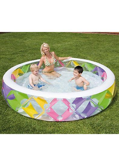 Good Planschbecken Pinwheel Pool x cm