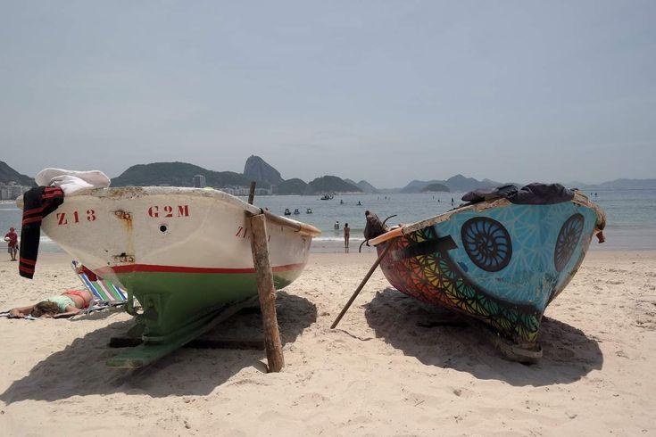 I go to Rio!