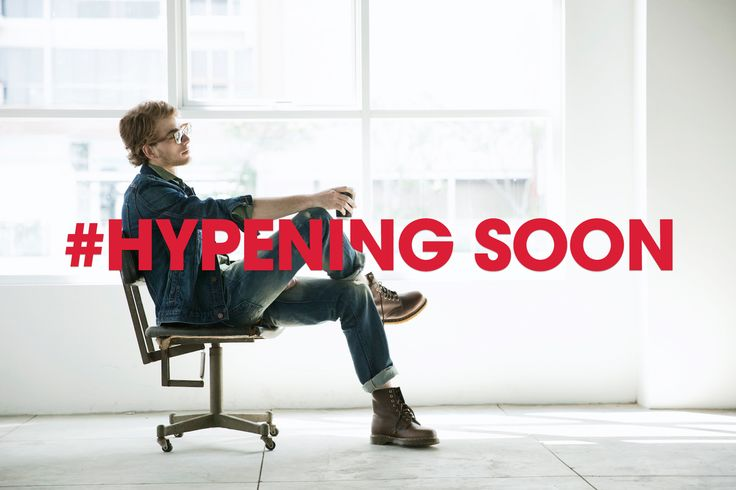 Make sure to be the first to know what's #Hypening soon on MAP, right here!