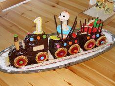 """Résultat de recherche d'images pour """"gâteau train d'anniversaire"""""""