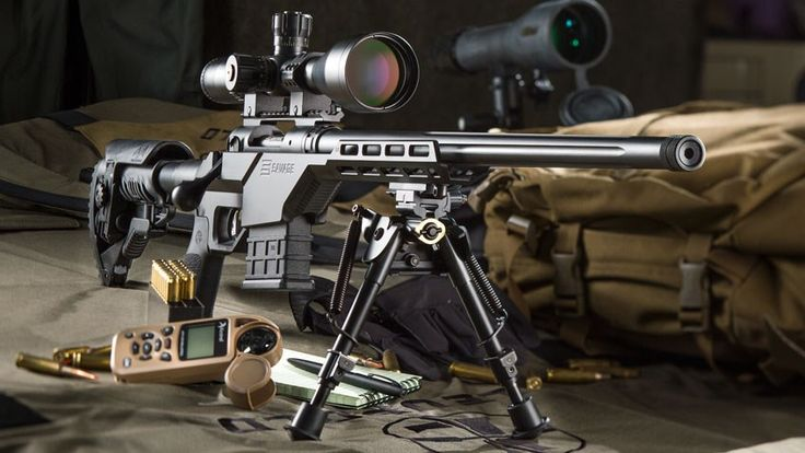 Review: Savage Model 10 BA Stealth Rifle
