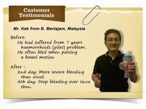 bHIP Global Testimonial - Mr. Kek