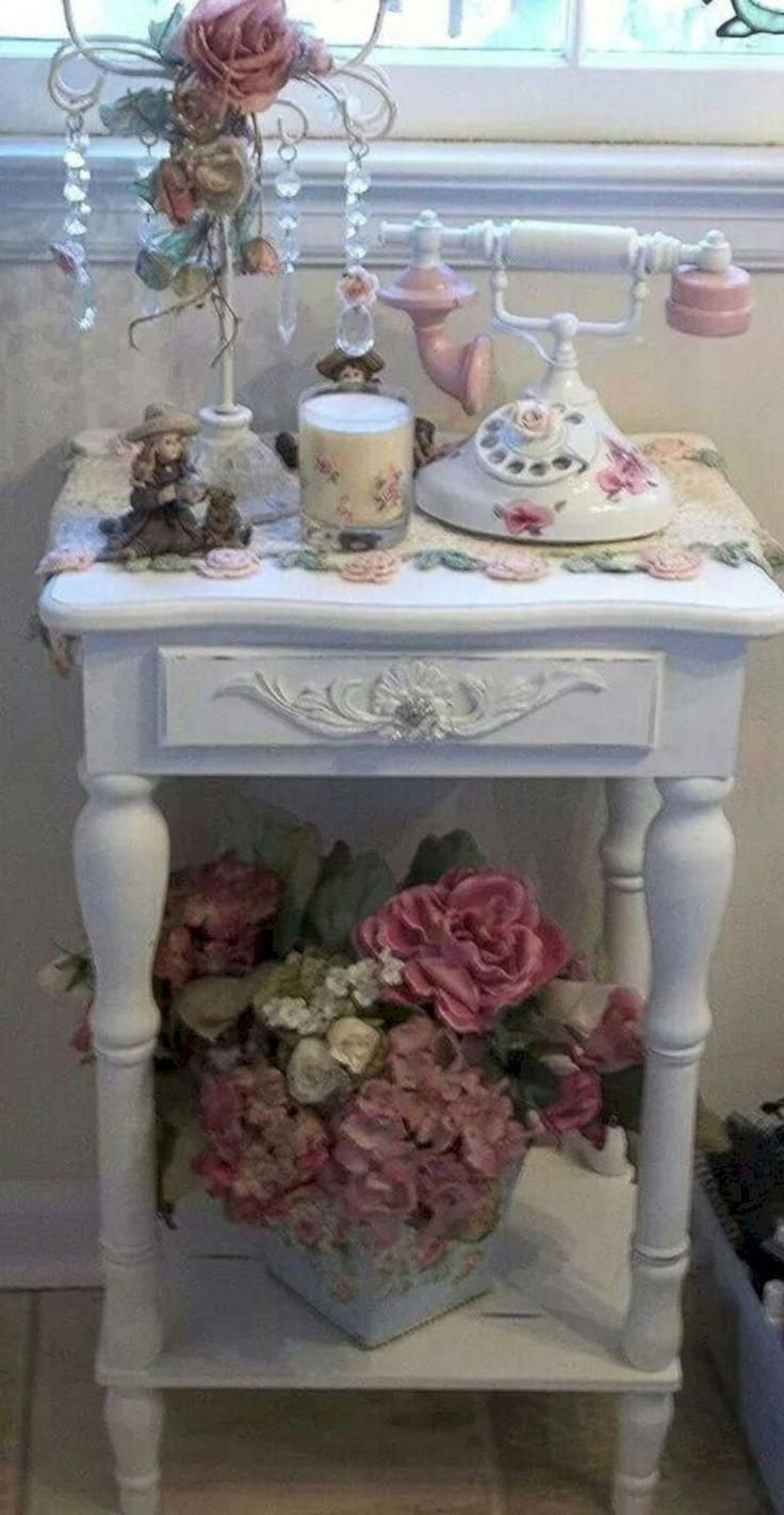 15 Shabby Chic Home Decoration Ideas To Steal 9 #Shabbychic – Lisa Perkins