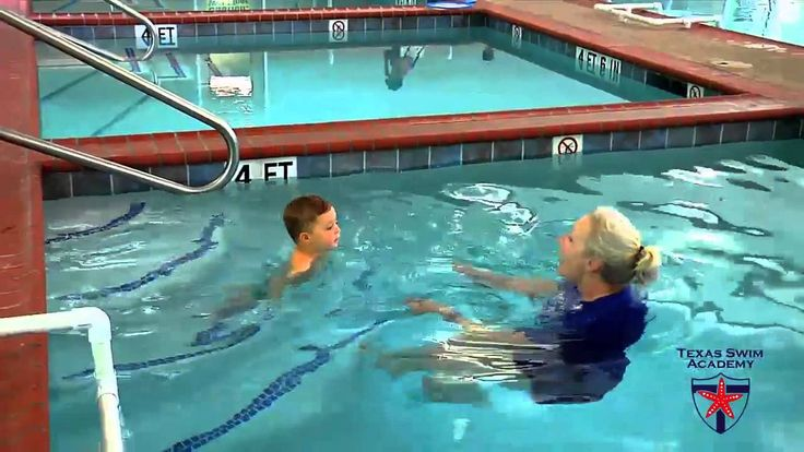 Affordable Houston Private Swim Lessons Kids | Infant Survival Program