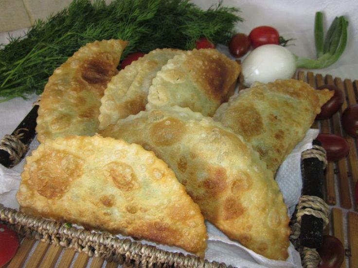 Болгарские чебуреки ( Ругувачки )