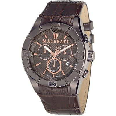 Maserati man chronograph watch MECCANICA R8871611001 - WeJewellery